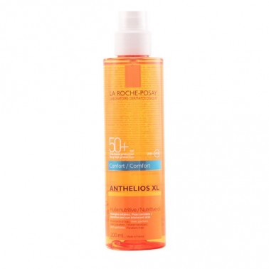 Huile protectrice Anthelios Xl Invisible La Roche Posay Spf 50 (200 ml)