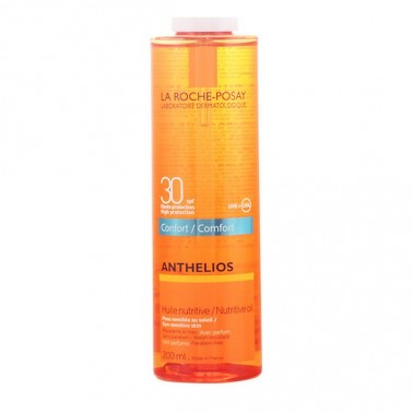 Huile protectrice Anthelios Xl Confort La Roche Posay Spf 30 (200 ml)